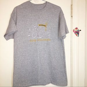 Other - 🌸French Quarters New Orleans Bourbon St Tee Large